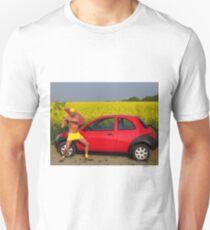 Damn Good Thrashing  Unisex T-Shirt