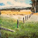 Adam Pearson's 'Fence and Fields' by Art 4 ME