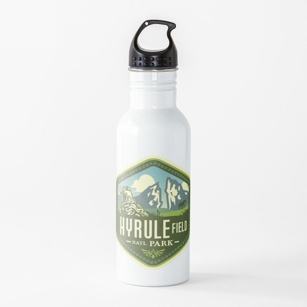Hyrule National Park Water Bottle