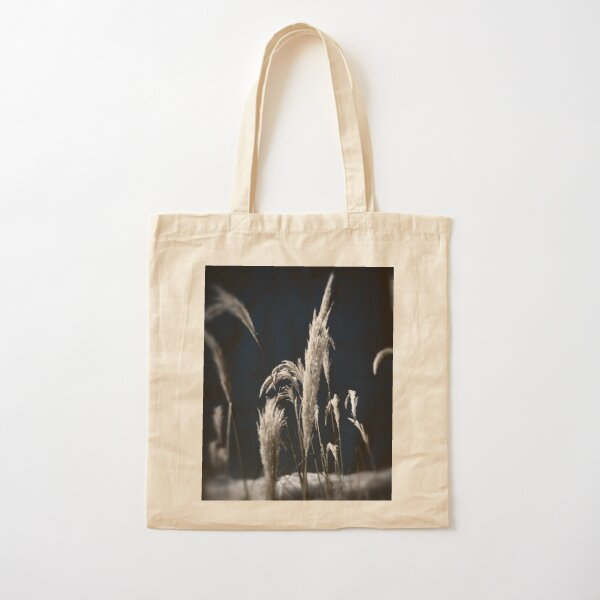 Moonlight Grass 2 Cotton Tote Bag