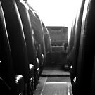 Bus Ride 2 by Allison  Flores