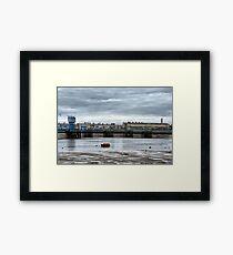 Fleetwood. Framed Print