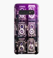 TLR Cameras Case/Skin for Samsung Galaxy
