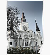 St. Louis Cathedral #2 Poster