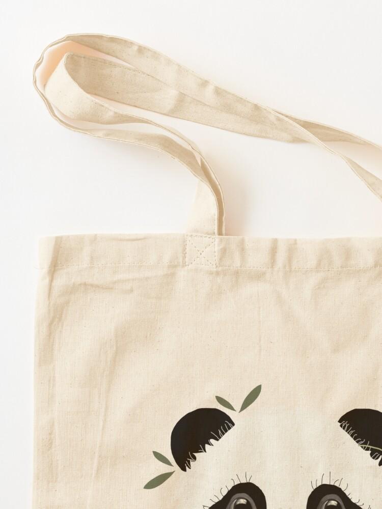 Alternate view of Panda Tote Bag