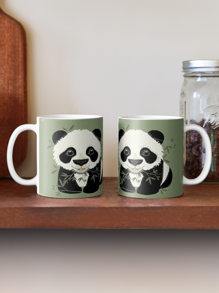 Alternate view of Panda Mug