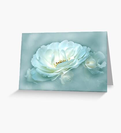 Beauty in the Mist Greeting Card