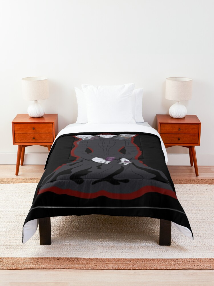 Alternate view of Penny Dreadful Comforter