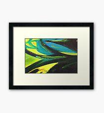 Change the world -Archrayz Framed Print