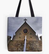 Braidwood church Tote Bag