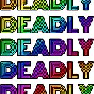 Deadly rainbow #2 by Beautifultd