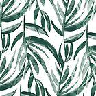 « Illustration plante verte » par silowane
