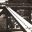 Brooklyn Bridge by Paul Mitchell