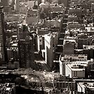 New York Skyline by Paul Mitchell