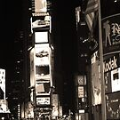 Times Square by Paul Mitchell