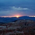 Dawn at Bryce Canyon by Paul Mitchell