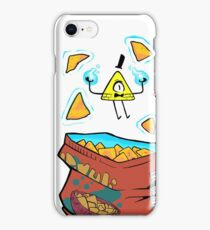 Interdimensional Tortilla Chip iPhone Case/Skin