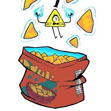 Interdimensional Tortilla Chip by LaKellam