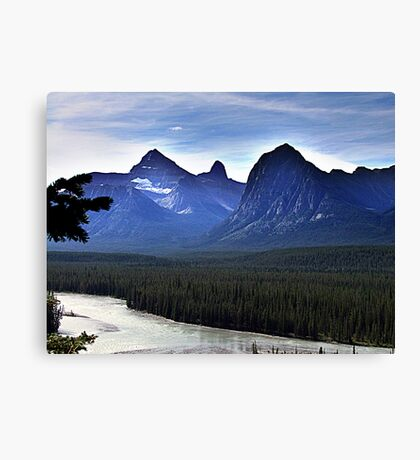 A View of Creation Canvas Print