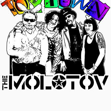 The MOLOTOV - TOYTOWN by riotgear