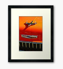 Welcome to the 50s Framed Print