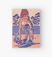Spinosaurus the Hunter Hardcover Journal