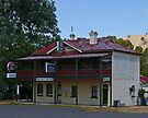 Beehive Hotel, Coolac, New South Wales, Australia by Margaret  Hyde