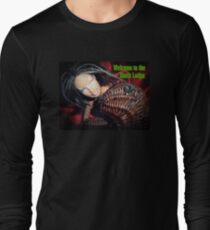 Marbie And Wicker Sqrl At The Black Lodge tee Long Sleeve T-Shirt