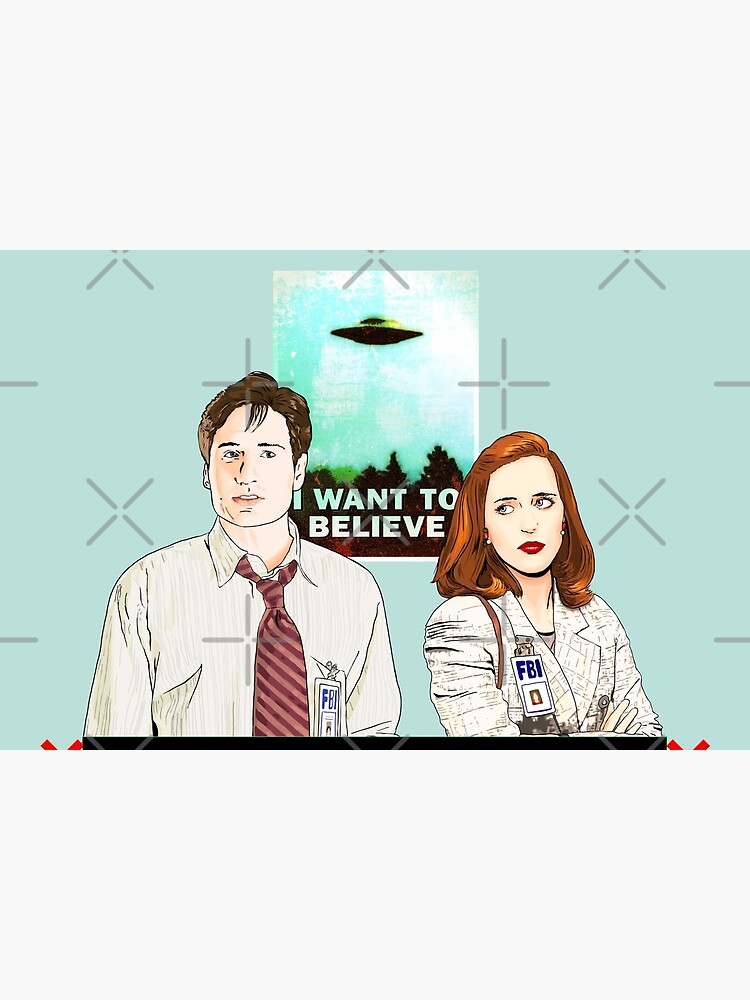The X files the truth is out there I want to believe by Mimie ( more 70 designs XFiles in my shop) by MimieTrouvetou