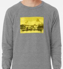 2D Landscape Love Lightweight Sweatshirt