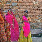 Indian Jewels by Lisa Baumeler