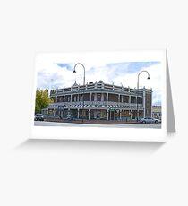 Thunderbolt Inn, Uralla, NSW, Australia Greeting Card