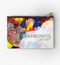 Rainbowitis Carrier - exclusive by Jane Davenport Studio Pouch