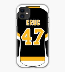 BOSTON BRUINS TOREY KRUG JERSEY BACK 2 iphone case