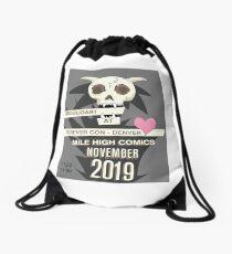 GroglioArt Con Poster Drawstring Bag