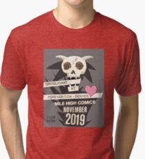 GroglioArt Con Poster Tri-blend T-Shirt