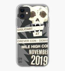 GroglioArt Con Poster iPhone Case