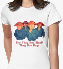 Devo Hugo tee V.2 Women's Fitted T-Shirt