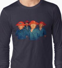 Devo Hugo tee V.3 Long Sleeve T-Shirt