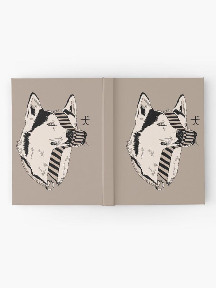 Alternate view of Husky Hardcover Journal