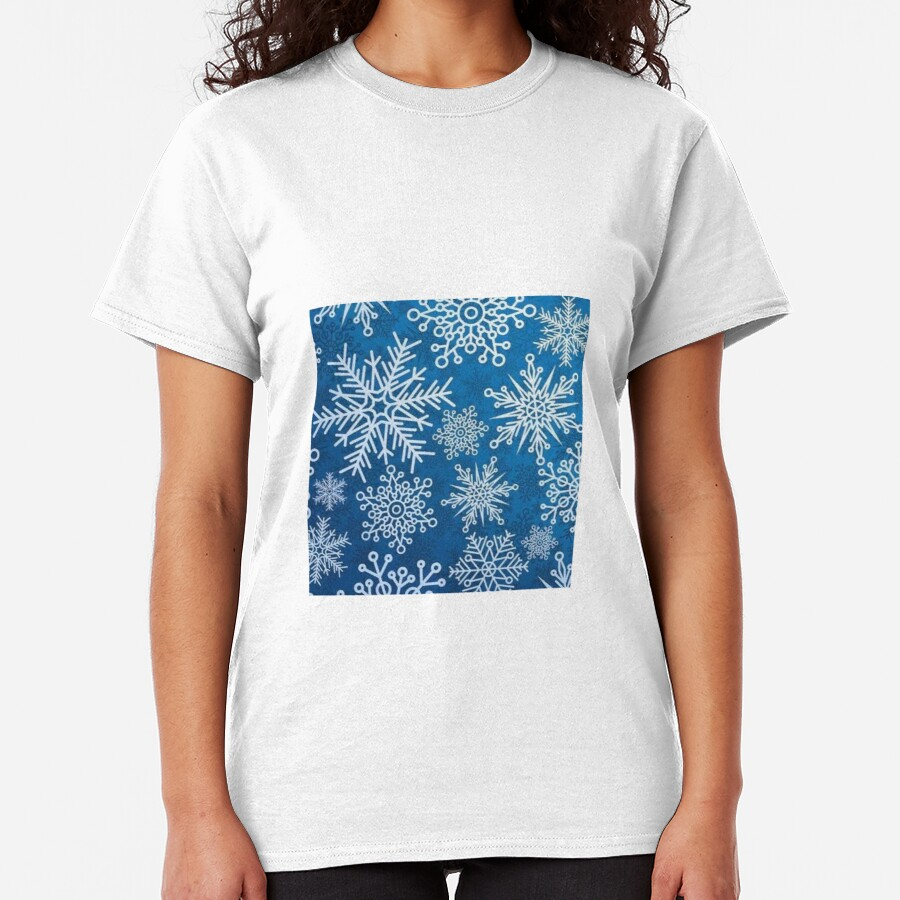 Here is the snow ... Classic T-Shirt