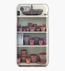Flower Pots in all Sizes iPhone Case/Skin