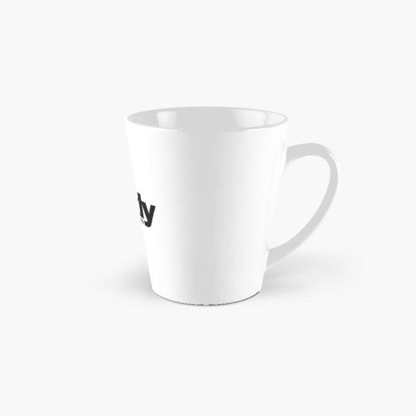 Grexly Podcasts (Black) Tall Mug