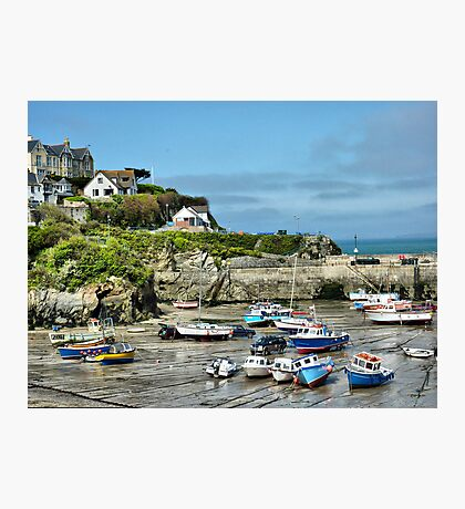 Newquay Cornwall Photographic Print