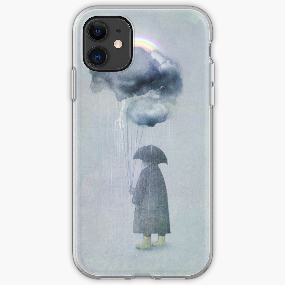 The Cloud Seller iPhone Case & Cover