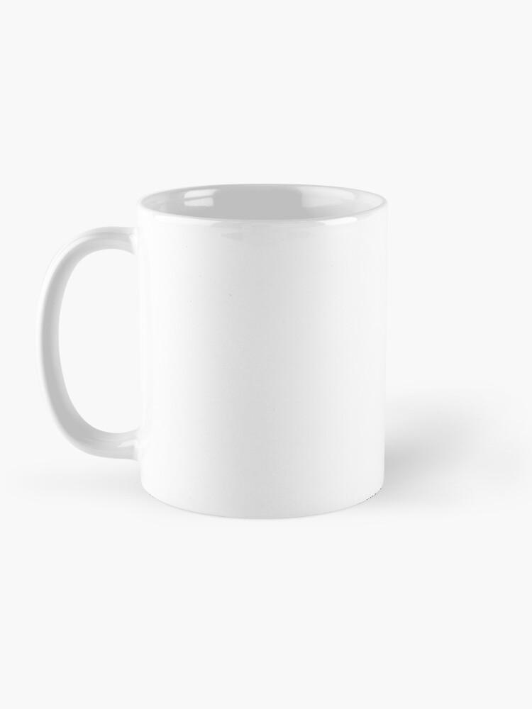 Alternative Ansicht von Einfach mal die Messe halten (Tasse) Tasse