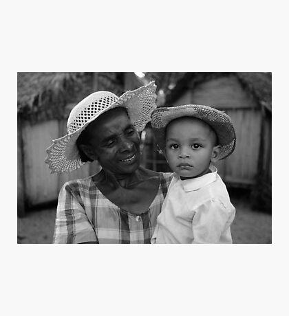 Grandmotherly Love Photographic Print