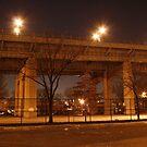 A Bridge in Queens by FarWest