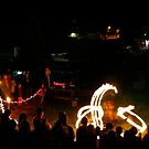 Fire Fans 1 by FarWest