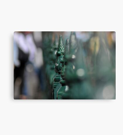 In Sydney street captured: On Feature work:1.The-power-of-simplicity Group 2.The groups/chrome-mafia Group  Metal Print